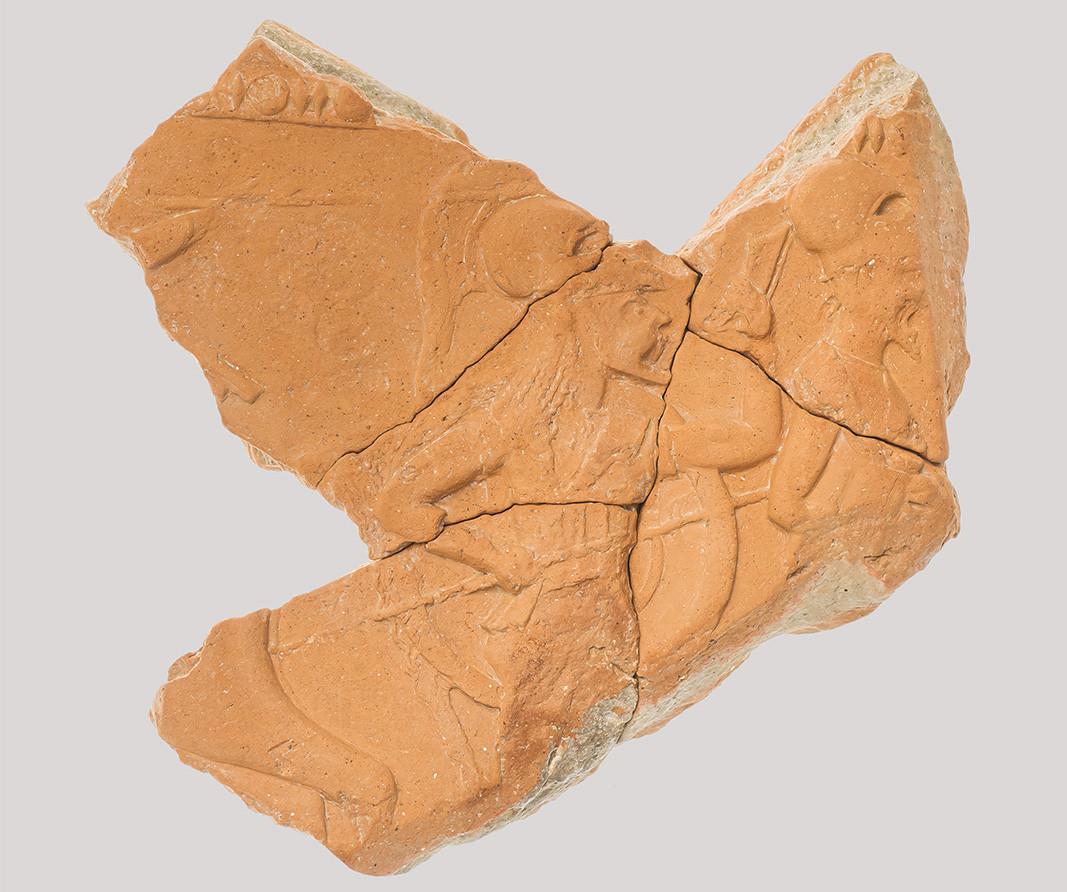 В Болгарии обнаружили фрагмент древнегреческого барельефа