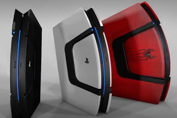 Playstation 5 и VR-шлем наконец-то показали…