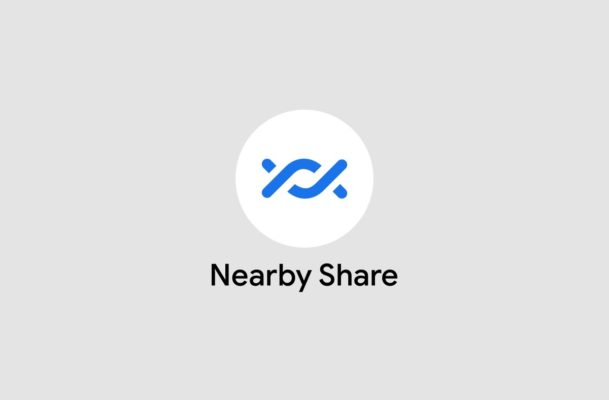 Nearby Share: AirDrop для Android от Google
