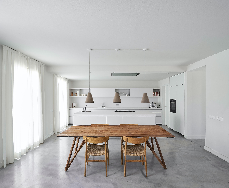 Главные черты кухни в современном стиле