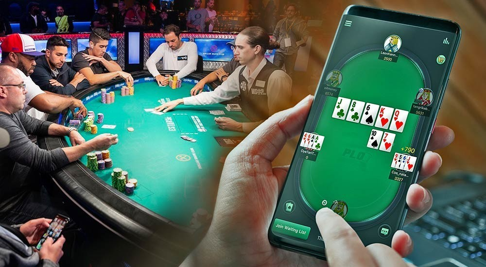 Мобильное приложение от PokerDom