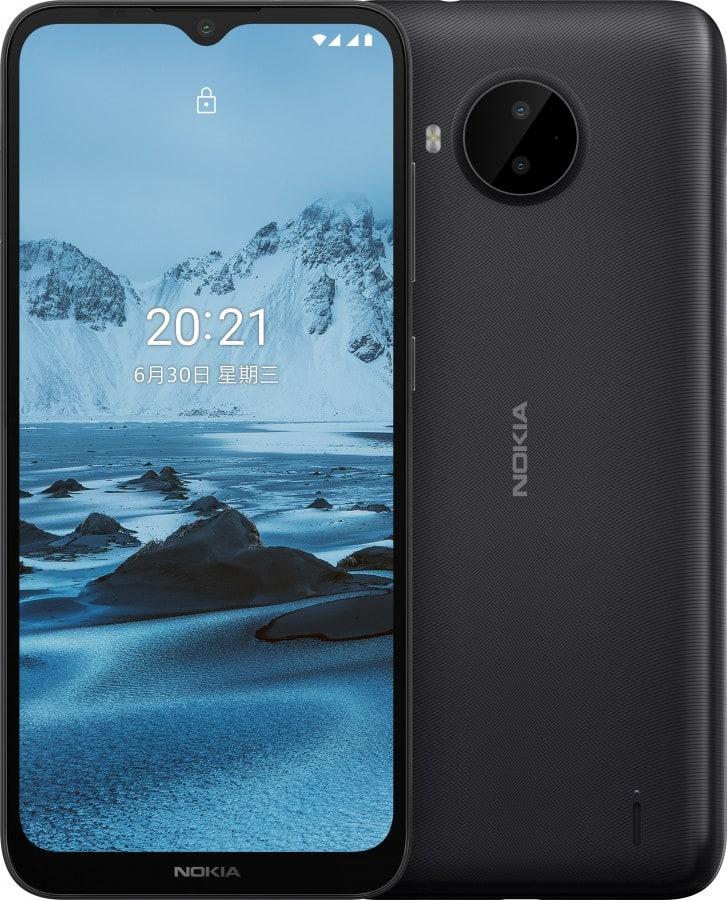 Представлен бюджетный смартфон Nokia C20 Plus с аккумулятором на 4950 мАч