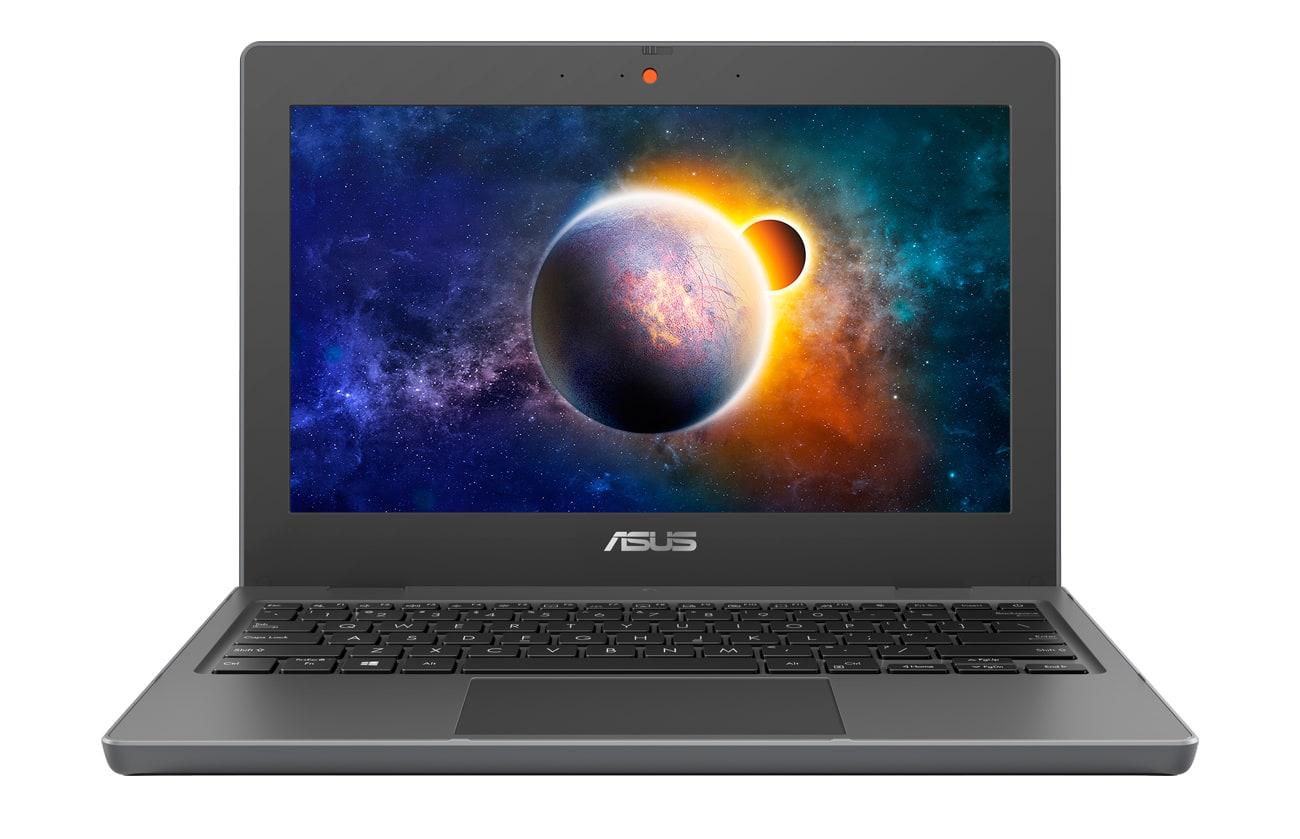 Asus представила в Украине прочный ноутбук с антибактериальной защитой