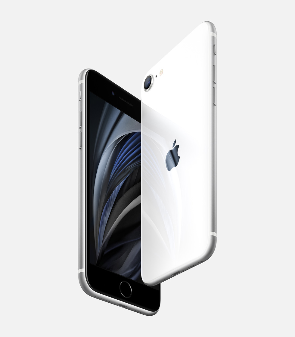 Apple представила смартфон iPhone SE 2020 с чипом A13 Bionic, NFC и беспроводной зарядкой