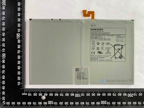 Samsung выпустит флагманский планшет с аккумулятором высокой емкости