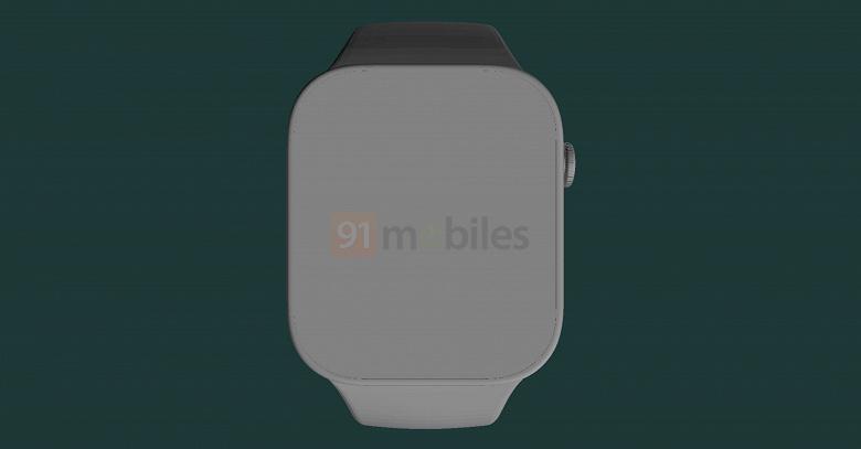 В Сеть слиты рендеры будущих часов Apple Watch Series 7