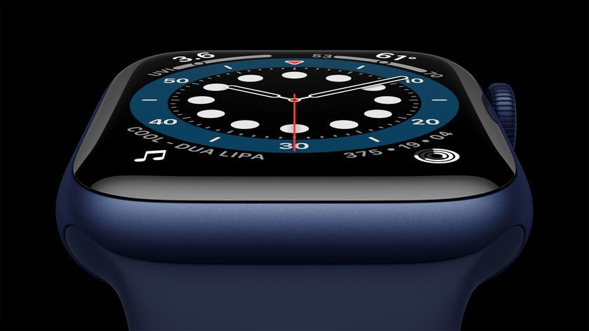 Представлены смарт-часы Apple Watch Series 6 с новым чипом, ремешками и без блока зарядки