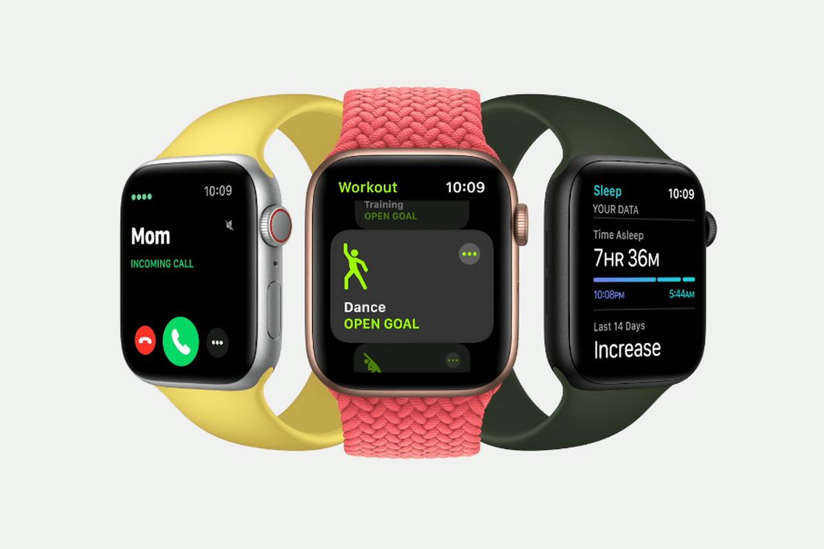 Apple представила «бюджетные» часы Watch SE