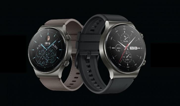 Представлены смарт-часы Huawei Watch GT 2 Pro с 2 неделями автономности