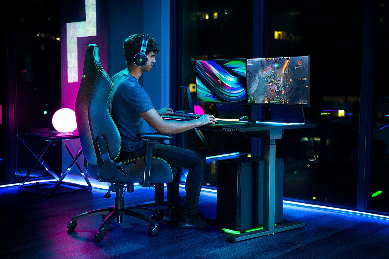 Компания Razer выпустила кресло для геймеров Iskur