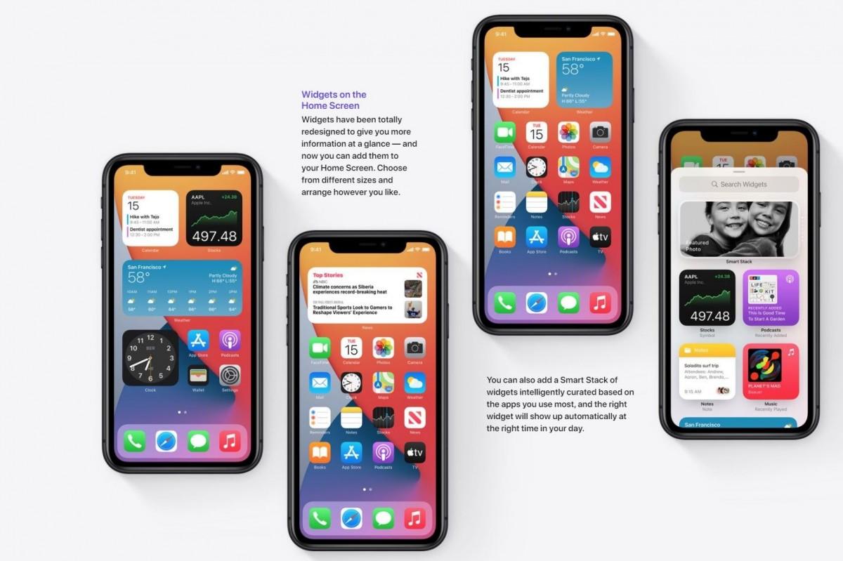 Apple сегодня выпустит финальные версии iOS 14, iPadOS 14, watchOS 7 и tvOS 14