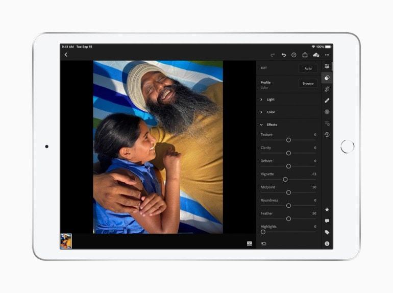 Apple представила iPad 8-го поколения с процессором A12 Bionic