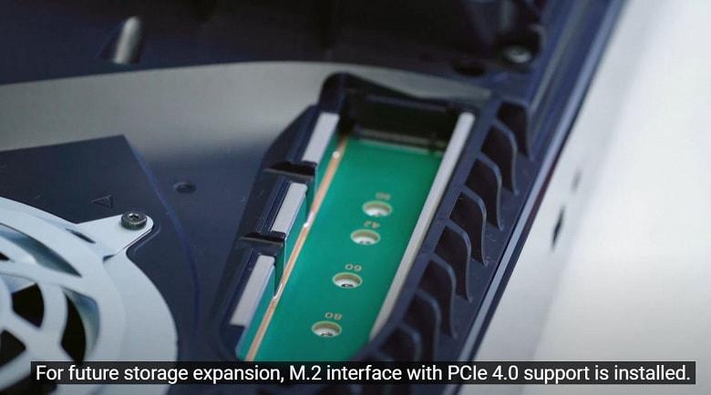 Sony опубликовала официальную разборку консоли PlayStation 5
