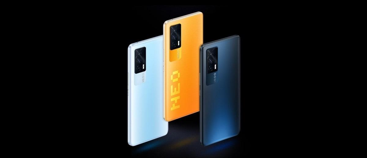 Смартфон Vivo iQOO Neo5 с быстрой зарядкой 66 Вт и чипсетом Snapdragon 870 представлен официально