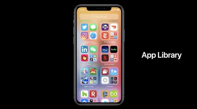 Apple выпустила операционную систему для смартфонов iOS 14