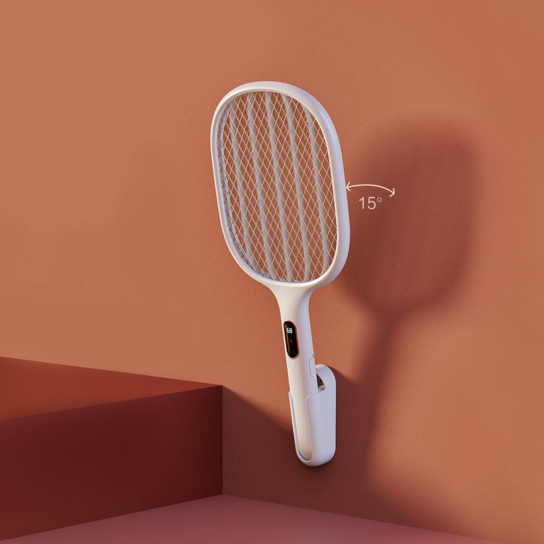 Xiaomi выпустила портативную «ракетку» для борьбы с комарами