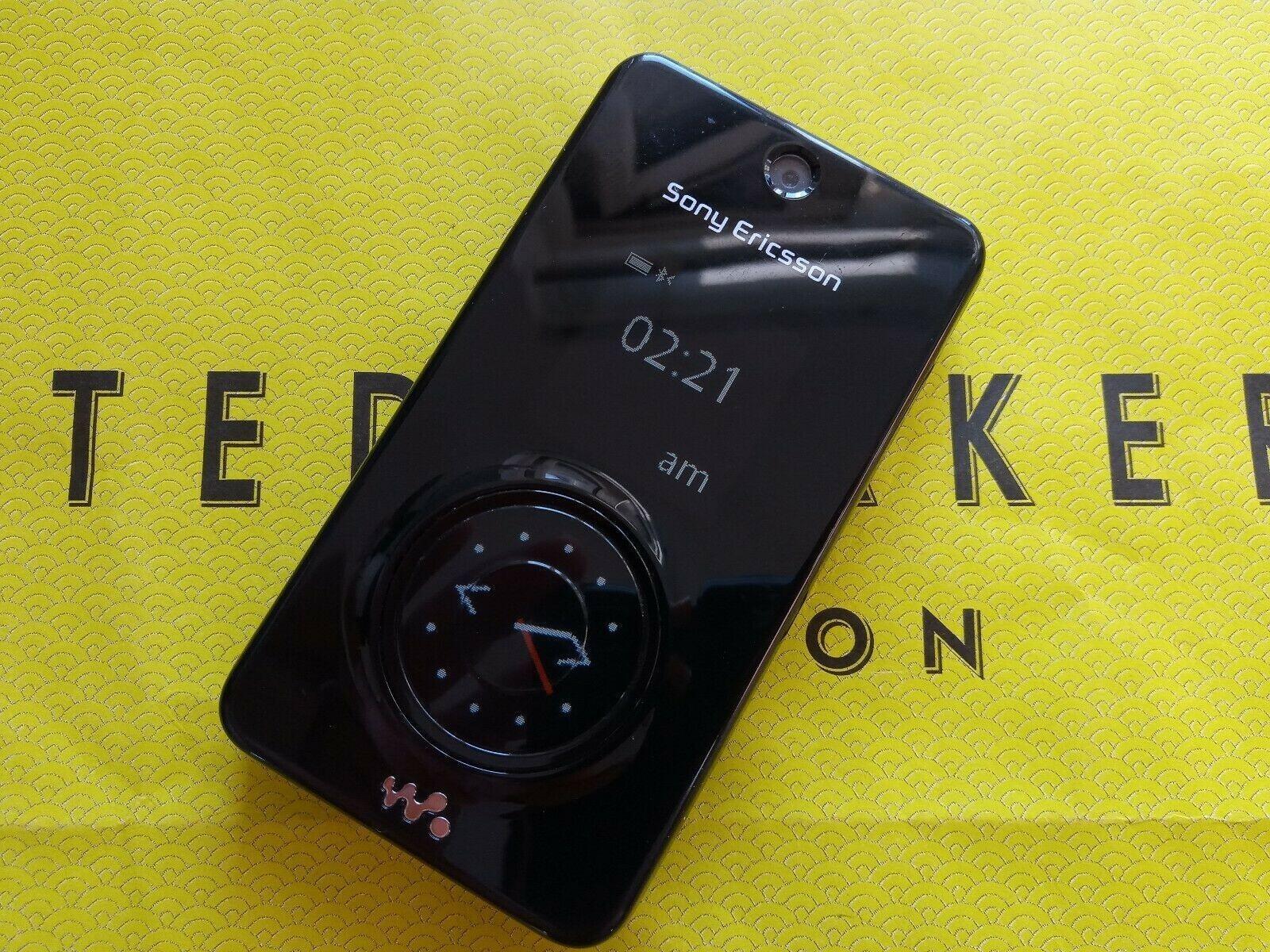 Прототип раскладушки Sony Ericsson W707 с тремя экранами выставили на продажу