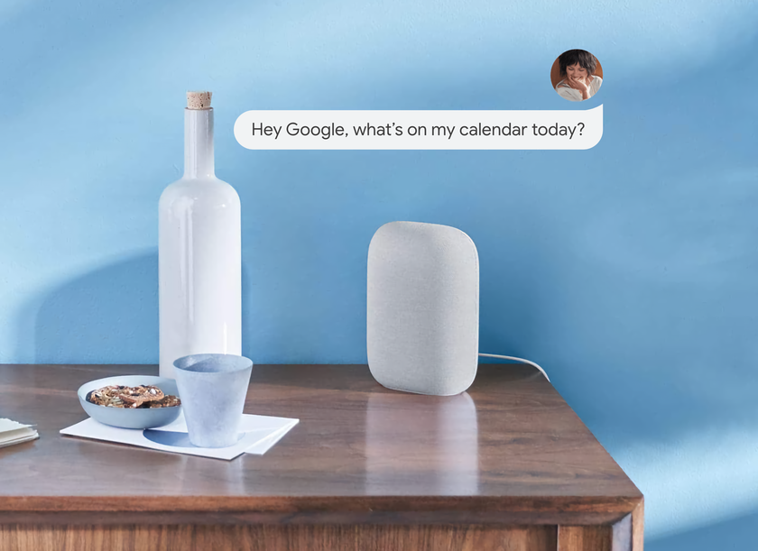 Google выпустила смарт-колонку Nest Audio