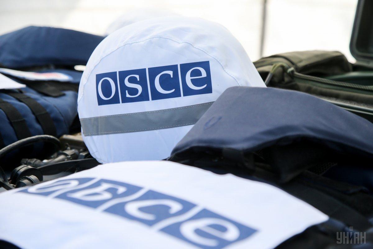 ОБСЕ насчитала более 200 нарушений за время перемирия на Донбассе