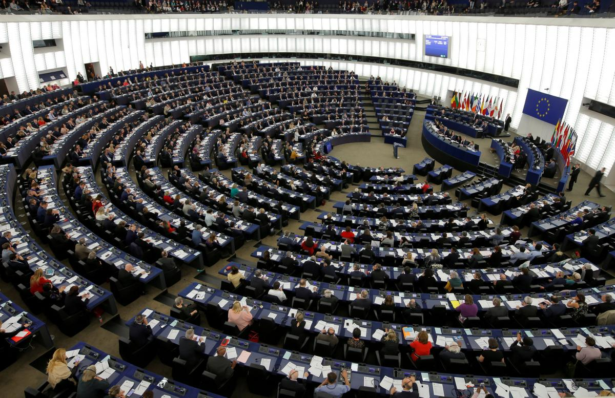 Украина призвала Европарламент осудить визит французских евродепутатов в Крым
