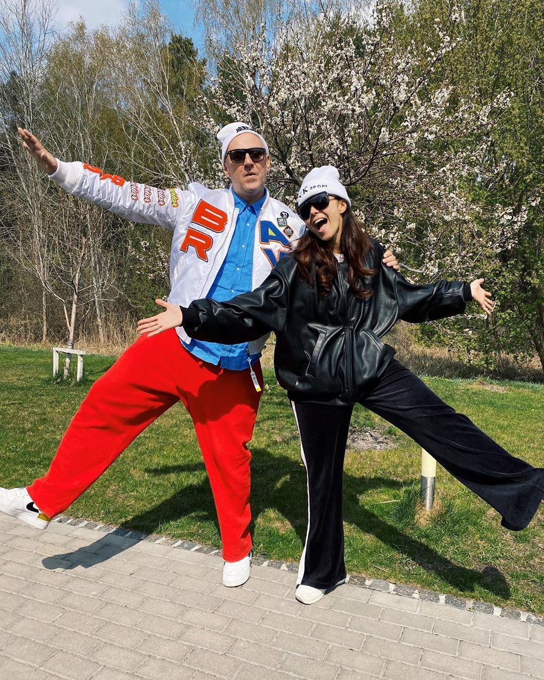 Потап и Настя повеселили фанатов совместным фото