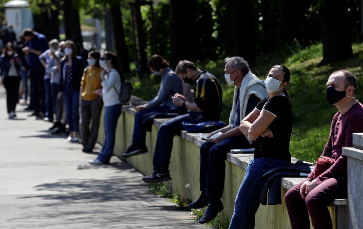 Пик коронавируса в Украине стоит ожидать осенью - вирусолог