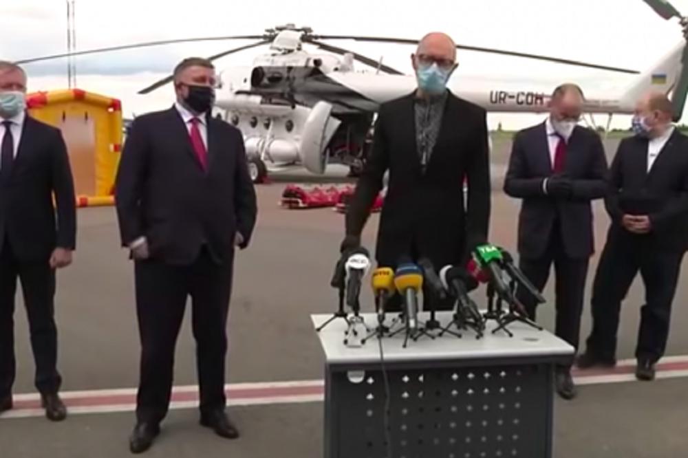 'Слуги' разбираются с премьером по поводу поездки Яценюка на Буковину вместе с министрами