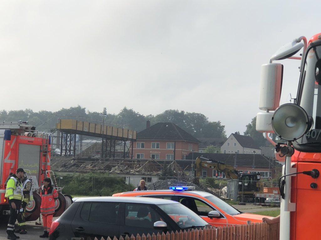 В Германии возле вокзала прогремел взрыв – 15 пострадавших, 30 поврежденных авто