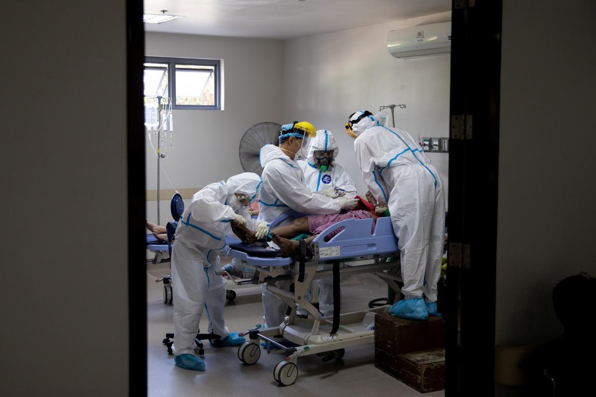 В Ривненской детской областной больнице случилась вспышка COVID-19