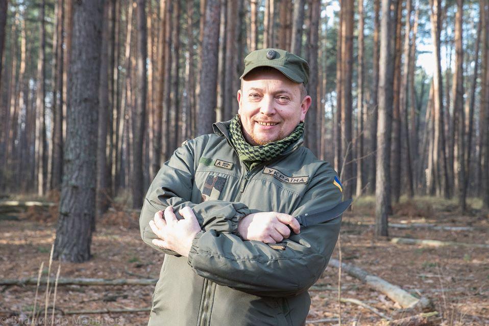 Бывший Нацгвардеец Андрей Кобзарь: После побега Гиркина из Славянска к нам начали выходить люди: 'Что же вы нас так долго не освобождали?'