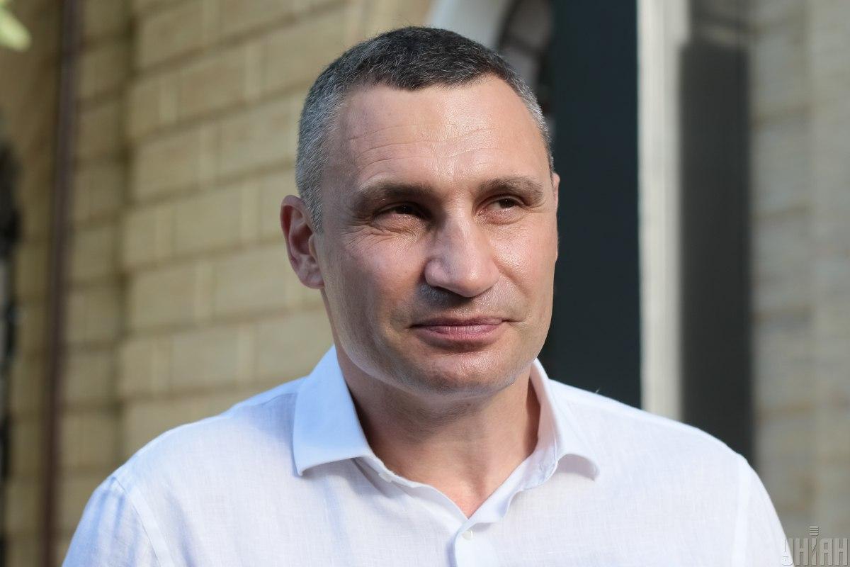 Мэр Кличко ответил 'ЕС' и заявил, что 'УДАР' идет на выборы самостоятельно