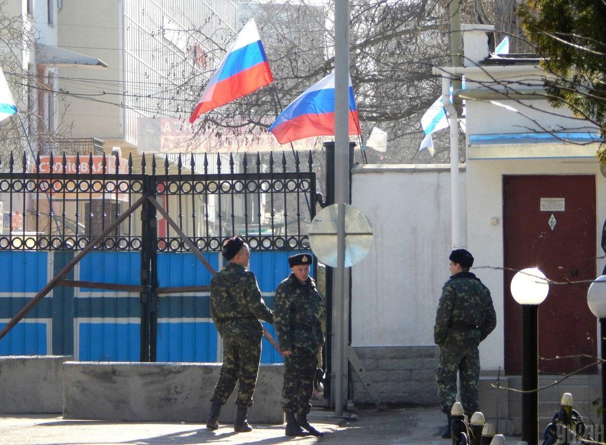 ЕС осудил Россию за то, что она тащит людей из Крыма в свою армию