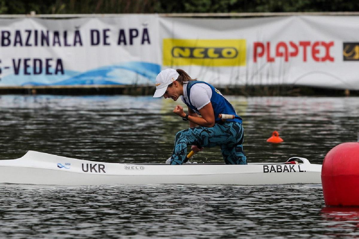 Украинка стала шестикратной чемпионкой мира по марафону в гребле
