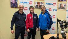 Женский и мужской бокс сошлись в эфире Кузбасс FM
