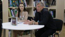 В Кемерово приехал один из самых известных российских писателей-фантастов