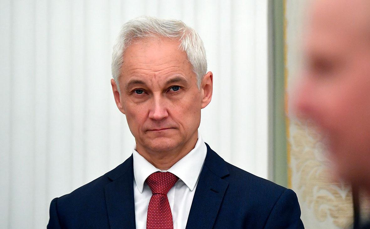 Путин подписал указ о назначении Андрея Белоусова и.о. премьер-министра