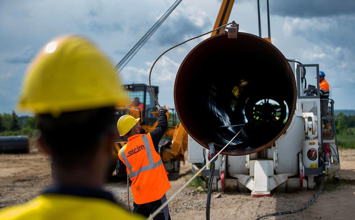 США подготовили законопроект о новых санкциях против «Северного потока-2»