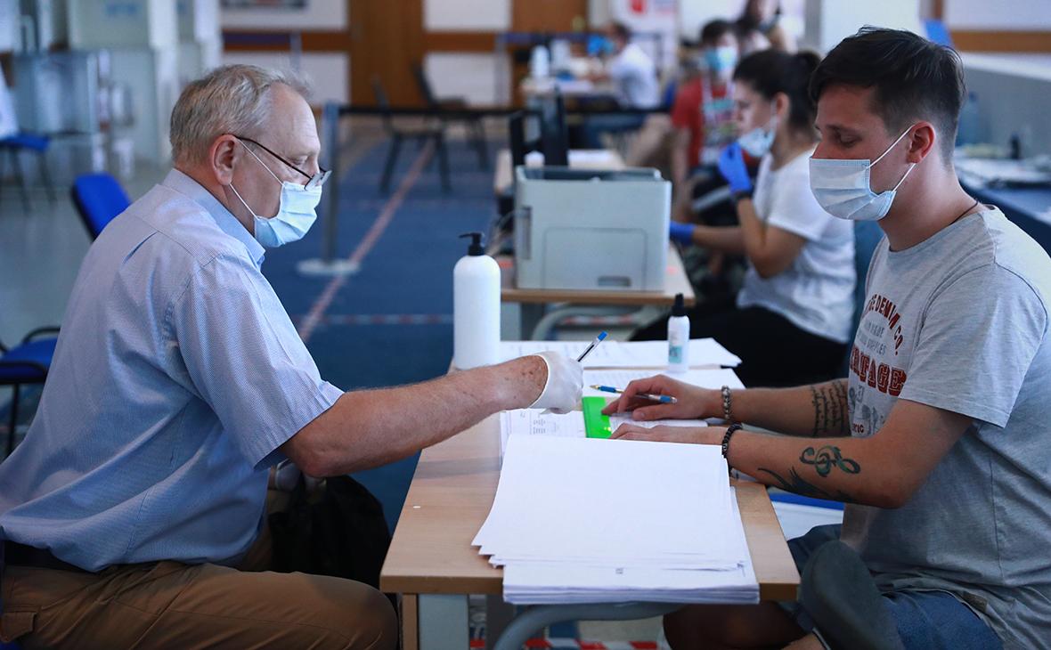 В Кремле посчитали эффективным многодневное голосование