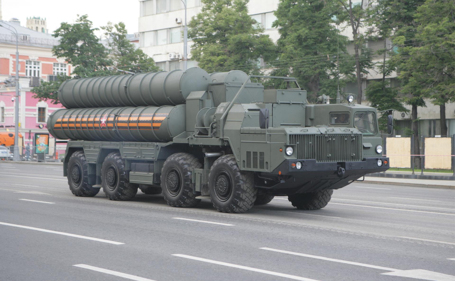 В США предложили выкупить С-400 у Турции за счет бюджета Пентагона