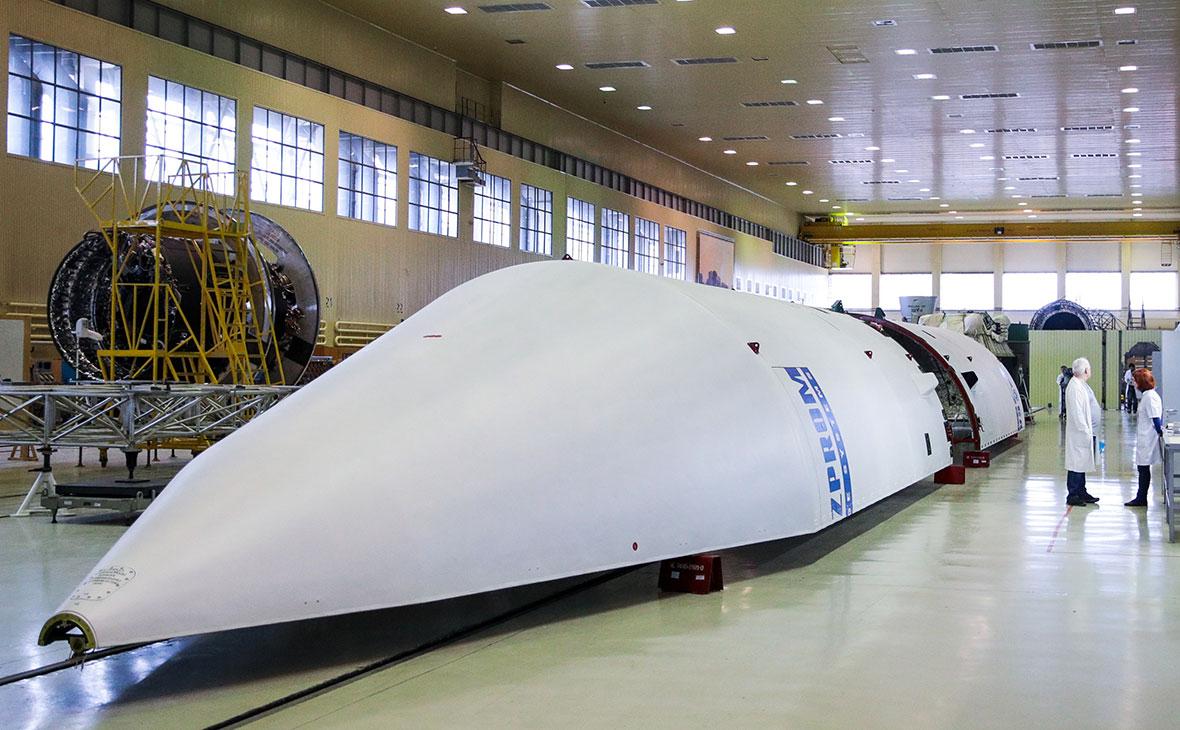 В «Роскосмосе» назвали стоимость ракеты «Ангара»