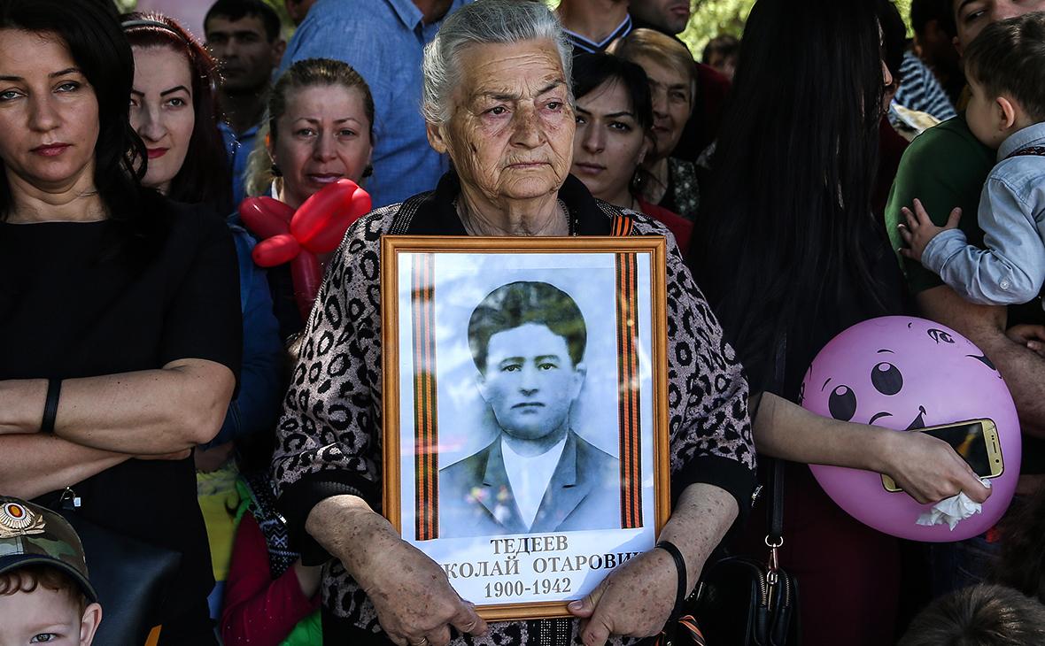 Путин подписал указ о выплатах живущим в Абхазии и Южной Осетии ветеранам