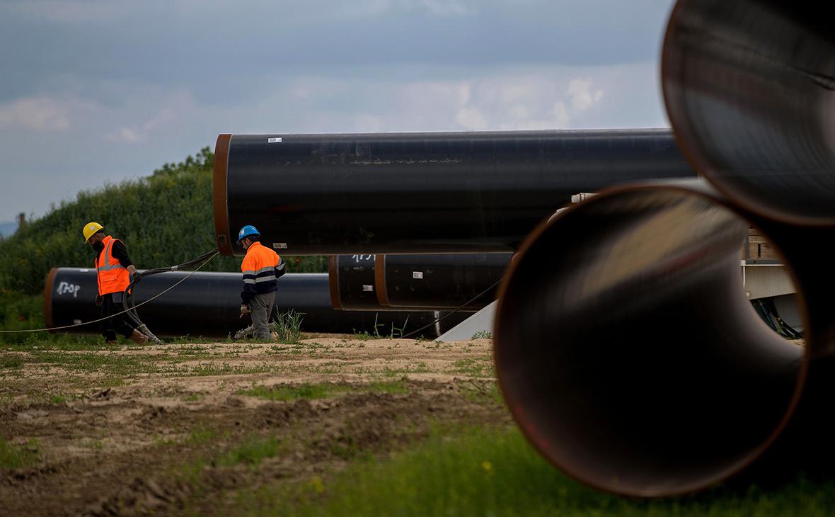 В конгрессе США одобрили новые санкции против «Северного потока-2»