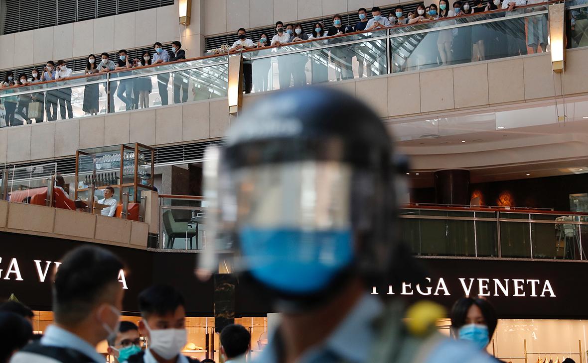 В Гонконге вступил в силу принятый Китаем закон о нацбезопасности