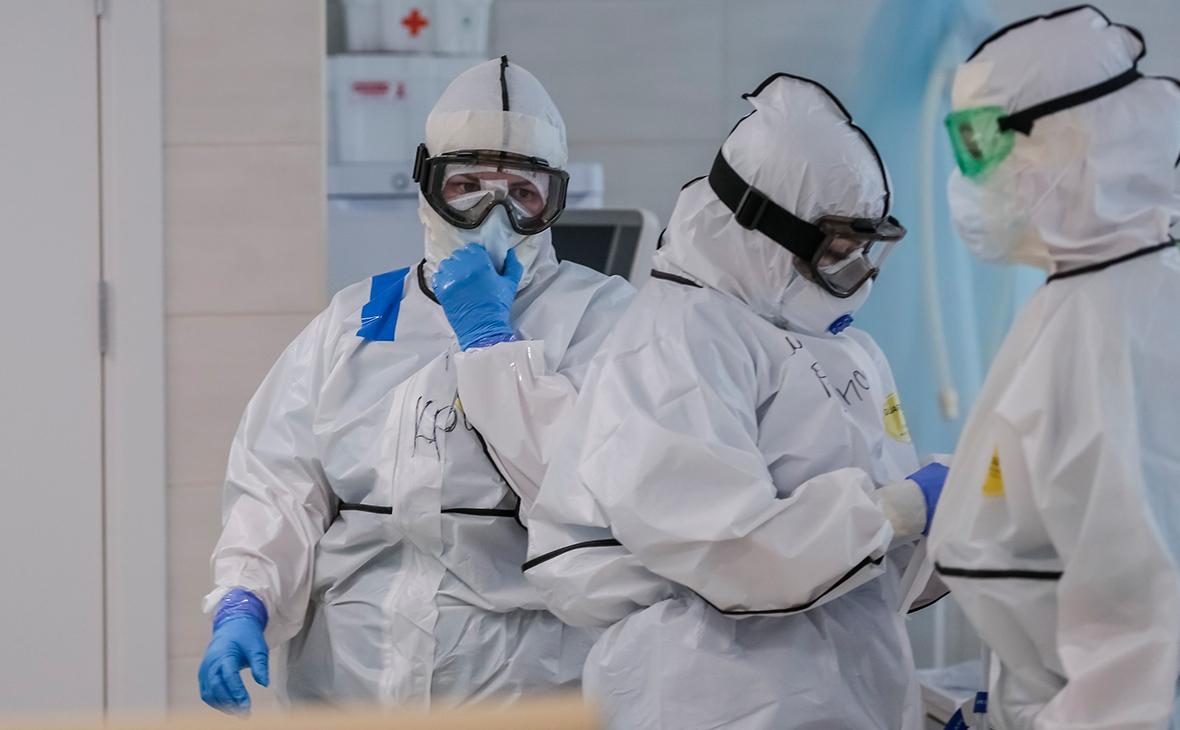 В России выявили более 10 тыс. новых зараженных коронавирусом
