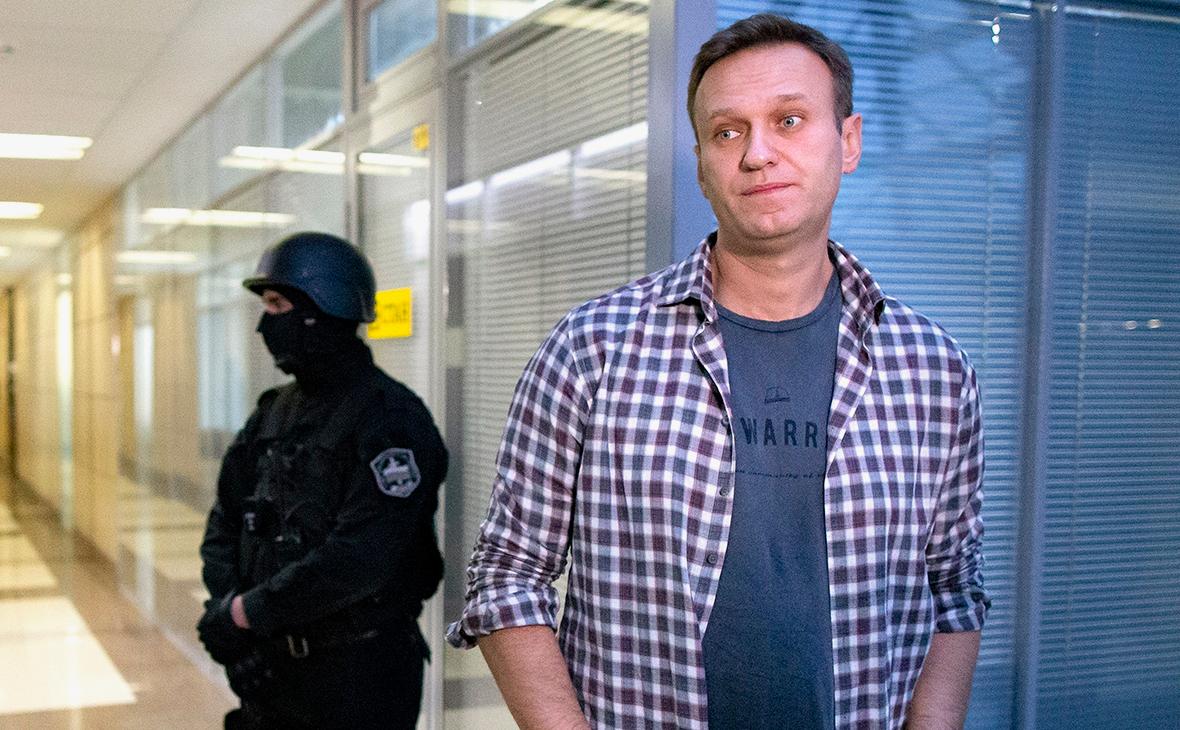 Против Навального возбудили уголовное дело о клевете на ветерана