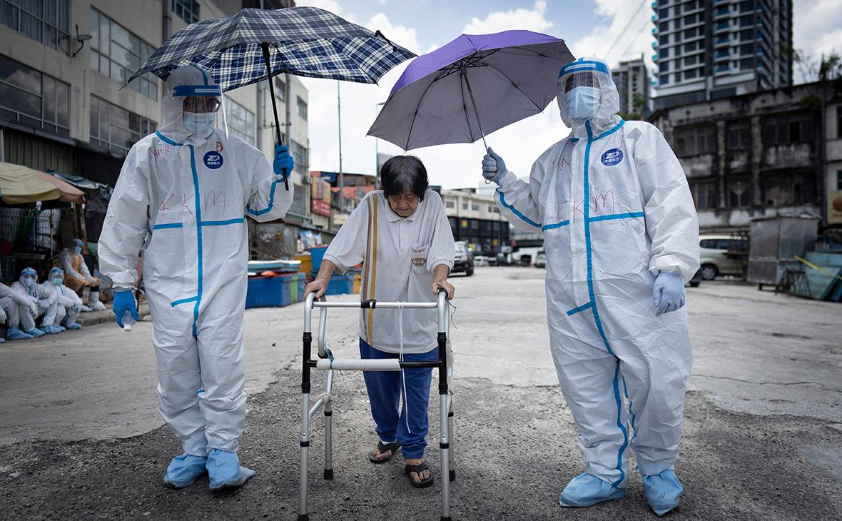 Число зараженных коронавирусом в мире превысило 4,5 млн