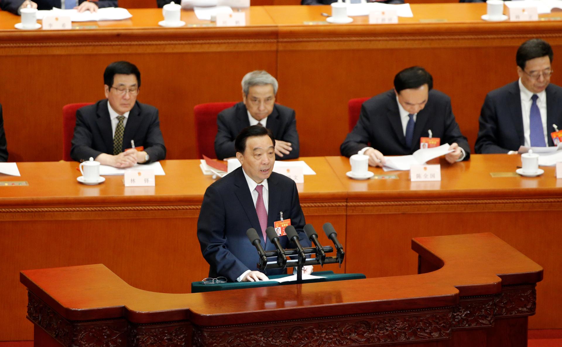 СМИ узнали о принятии парламентом КНР закона о нацбезопасности в Гонконге