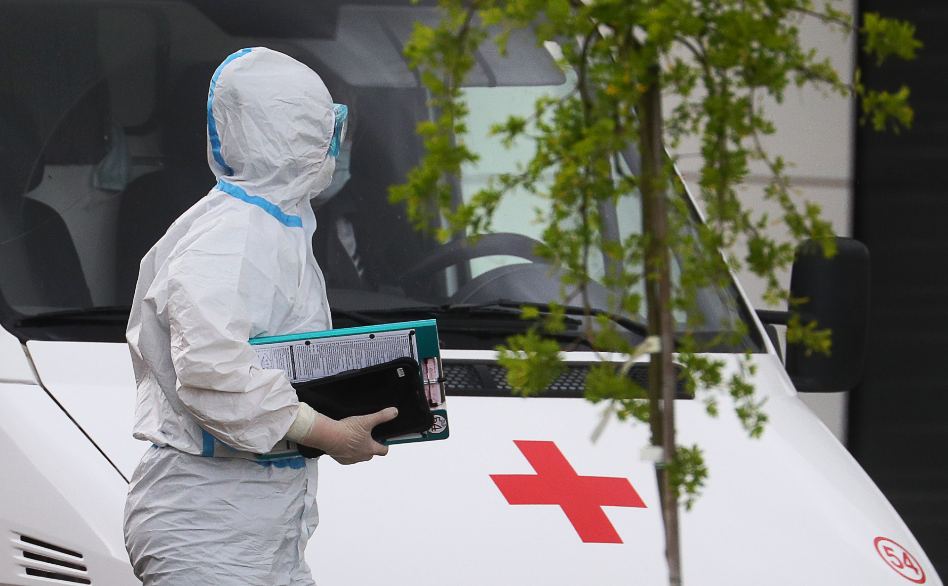 В Москве умерли еще 73 пациента с коронавирусом
