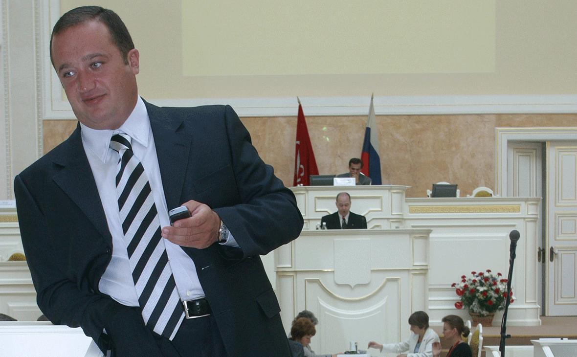 СМИ узнали о задержании экс-депутата Госдумы Дениса Волчека