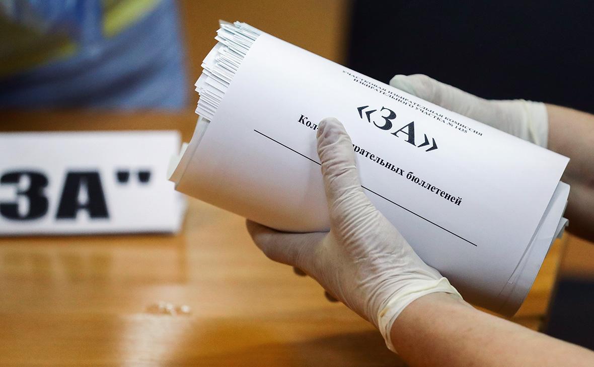 ВЦИОМ сообщил итоги экзитпола на голосовании по поправкам